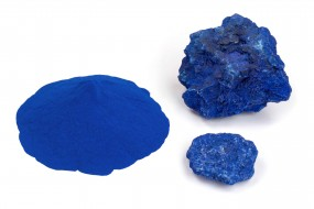 Azurite MP, light
