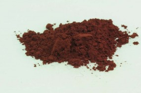 Dark Red Moroccan Ochre, fine