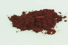 Dark Red Moroccan Ochre, fine