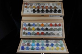 Set: Assortment of Kremer-Made Pigments