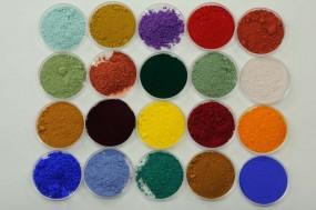 Set: Assortment of Pigments
