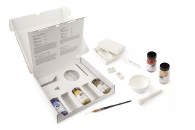 Kremer Pigments' Paint-Making Set, Watercolor
