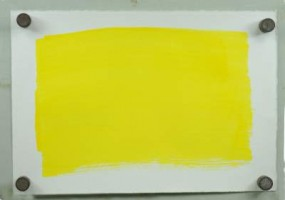 Kremer Shellac Ink Lemon Yellow