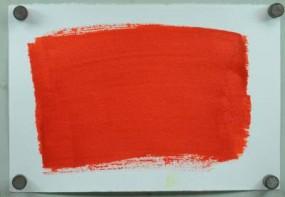 Kremer Shellac Ink Orange
