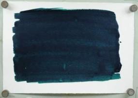 Kremer Shellac Ink Green, bluish