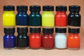 Shellac Ink Assortment, small