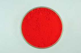 Cadmium Orange No. 1, medium