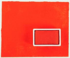 Kremer Watercolor - Irgazine® Scarlet DPP EK