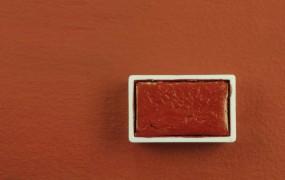 Kremer Watercolor - Permanent Red Dark