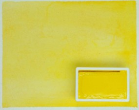 Kremer Watercolor - Permanent Yellow medium
