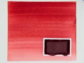 Kremer Watercolor - Purple-Red, brownish