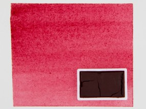 Kremer Watercolor - Alizarine Crimson Dark