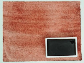 Kremer Watercolor - Madder Lake, Dark Red