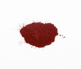 Madder Lake made of roots, Bordeaux Red