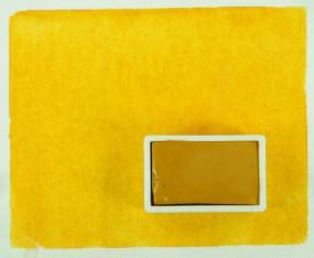 Kremer Watercolor - Italian Gold Ochre Light