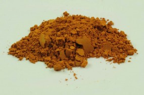 Raw Sienna brownish