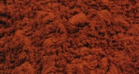 Burnt Sienna, from France