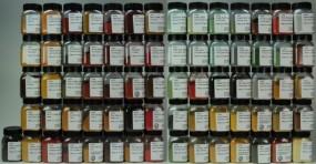 Set: Earth Pigment Assortment, 50 g each