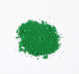 Cobalt Green PG 50, slightly bluish