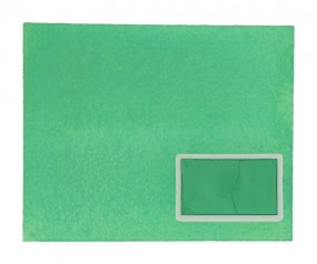 Kremer Watercolor - CoNi Green