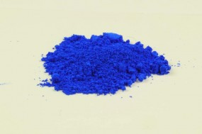 Ultramarine Blue, greenish light