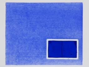 Kremer Watercolor - Ultramarine Blue, light