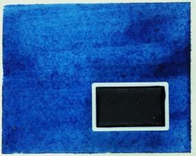 Kremer Watercolor - Paris Blue
