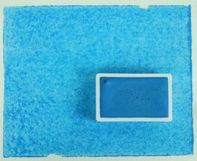 Kremer Watercolor - Zirconium Cerulean Blue
