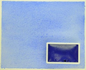Kremer Watercolor - Cobalt Blue dark
