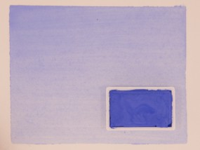 Kremer Watercolor - Cobalt Blue Pale