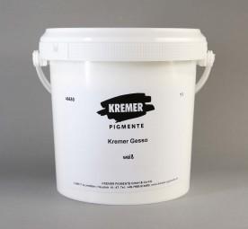 Kremer Gesso, white