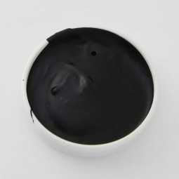 Kremer Color Chips - Furnace Black