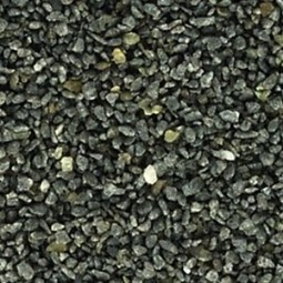 Basalt Black, medium fine sand