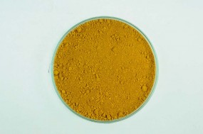 Iron Oxide Yellow 920, medium