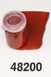 Kremer Retouching - Iron Oxide Red 130 M, medium