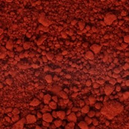 Iron Oxide Red 130 M, medium