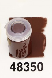 Kremer Retouching - Iron Oxide Brown 660, dark