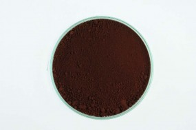 Iron Oxide Brown 660, dark