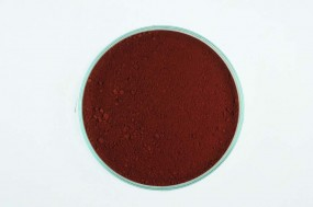 Iron Oxide Red, natural