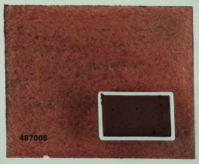 Kremer Watercolor - Caput Mortuum reddish