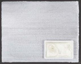 Kremer Watercolor - IRIODIN® 119 POLAR WHITE, Polarsilver