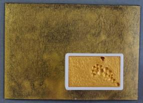 Kremer Watercolor - IRIODIN® 300 GOLDPERL, Colibri Gold