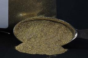 Gold Glitter 0.10 mm x 0.10 mm