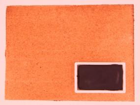Kremer Watercolor - Translucent Red Medium