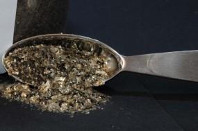 Phlogopite Mica Amber