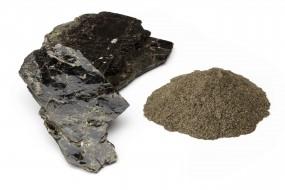 Biotite, fine