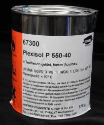 Plexisol® P 550-40