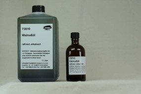 Walnut Oil, siccativated