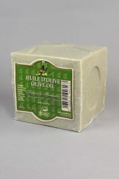 Olive Oil Soap, block