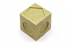 Olive Oil Soap, in a block